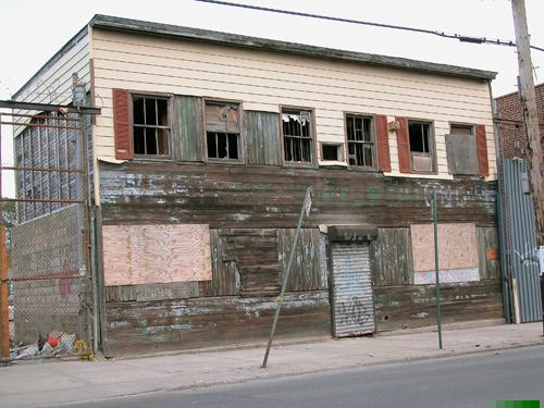 Scrap Metal - Rockaway Avenue, Canarsie