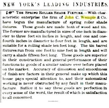 Wemple excerpt - New York's Leading Industries - Google Books