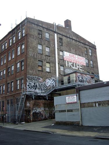Jay C. Wemple Window Shades - Sunset Park, Brooklyn