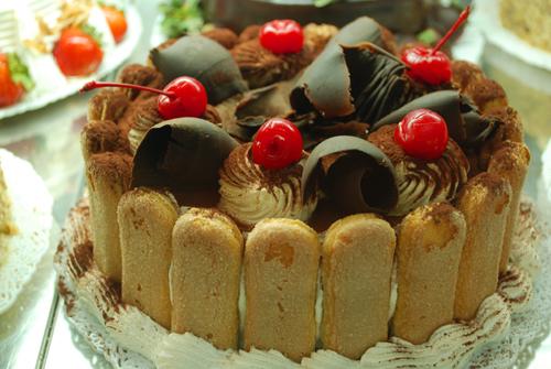 Tiramisú Cake ©Frank H. Jump