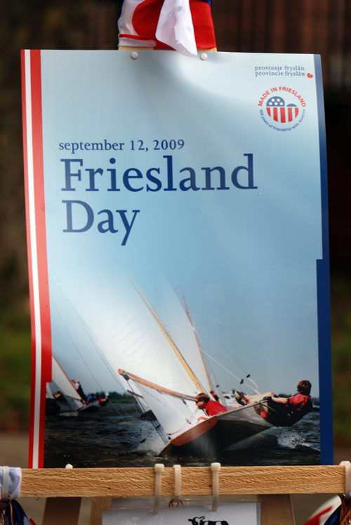 September 12, 2009 - New Island Festival - Friesland Day - © Frank H. Jump
