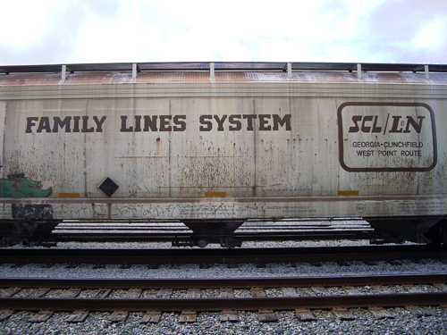 L & N Train Car Sides - Ft Lauderdale, FL