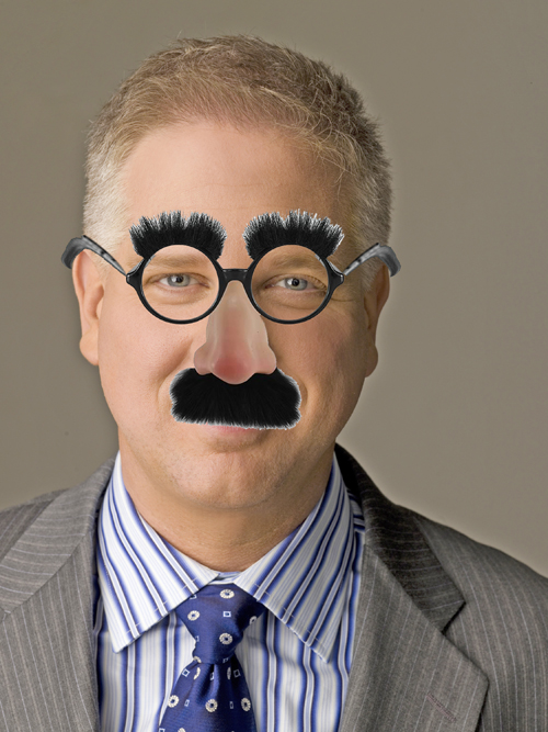 Americas Favorite Tyrant Clown - Glenn Beck