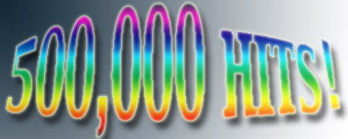 500,000 Hits © Frank H. Jump
