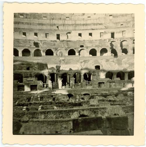 Roman Ruins at Pompeii