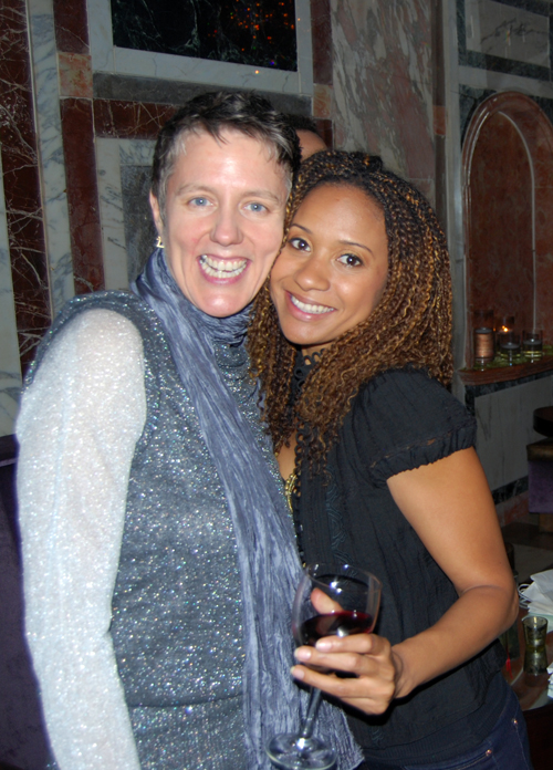 Kelly McGowan & Tracie Thoms © Frank H. Jump