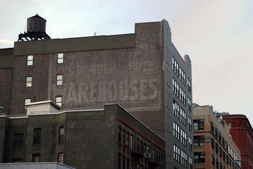 Bonded Warehouse - Leroy Street