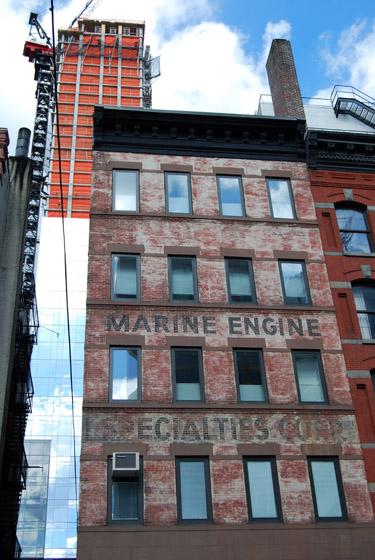Marine Engine Specialties Corp