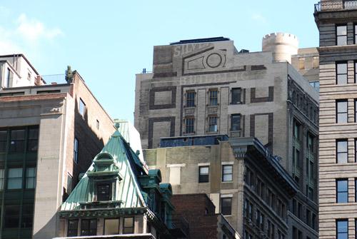 Silver Building NYC