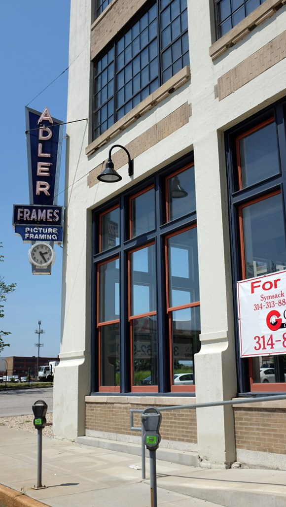 Adler Frames Picture Framing St Louis Mo Fading Ad Blog