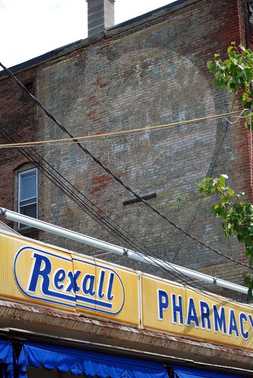 Rexall Pharmacy - Pepsin Gum Ad - Scranton, PA