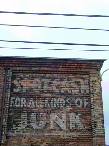 Spot Cash - Gronfine's Scrap Metal, etc. - Scranton, PA