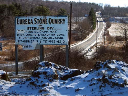 Eureka Stone Quarry