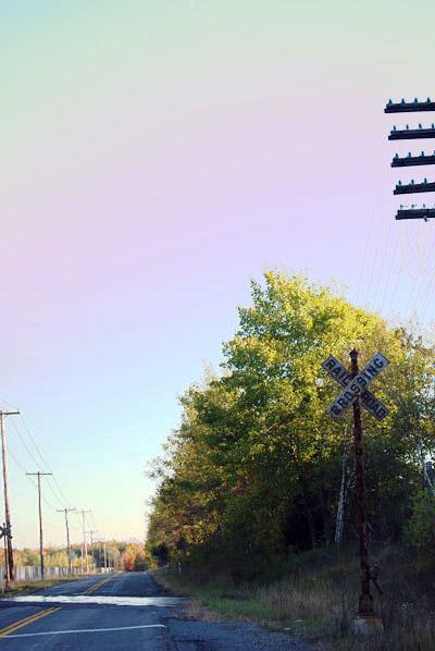 Tobyhanna Army Depot Railroad Crossings - © Frank H. Jump
