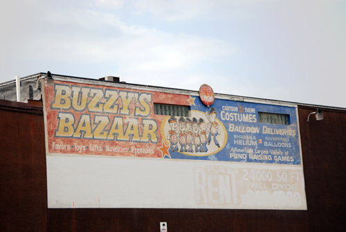 Buzzys Bazaar - Balloons & More - Wilkes-Barre, PA - © Frank H. Jump