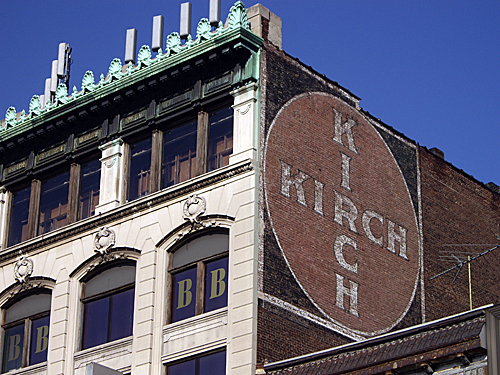Edwin Allen Kirch, Furniture Trader - Newark, NJ