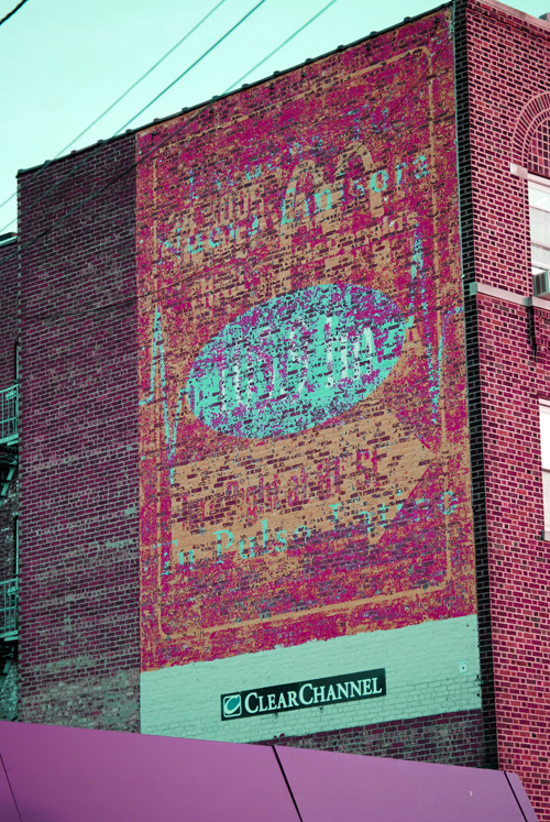 J.F. Kennedy Blvd - Union City, NJ - © Frank H. Jump