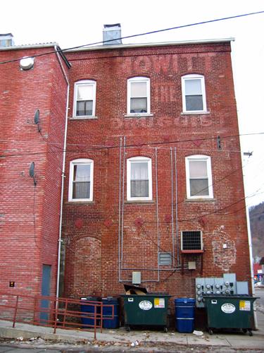 Howitt Druggist - Port Jervis, NY