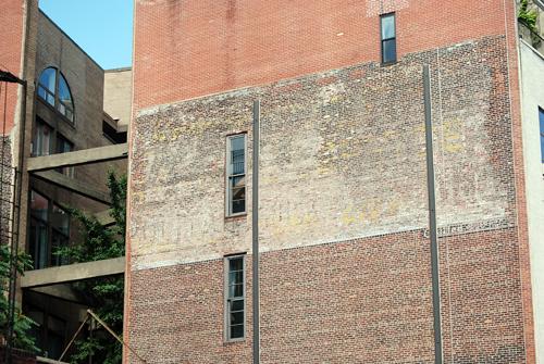 Barrow Ad Behind Keller Hotel
