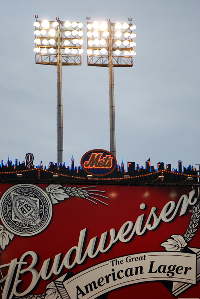 Budweiser - Mets - Shea Stadium
