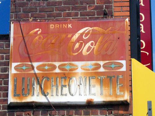 Coca-Cola Luncheonette - Floral Park, Queens