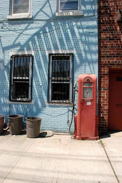 Wayne Gas Pump - © Alex Richman - Red Hook