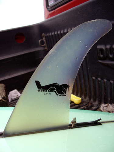 Surfboard - Sebastian Beach, Florida