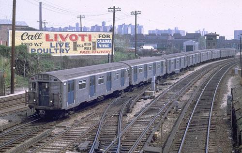 NYC Subway dot org © Joe Testagrose