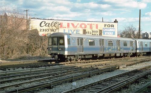 NYC Subway dot org © Joe Testagrose 1977