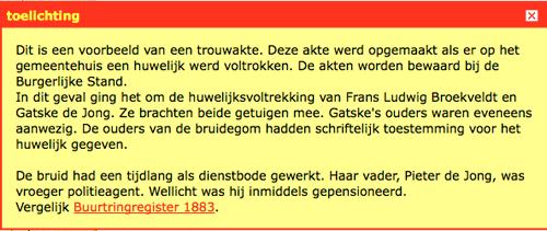 © Amsterdams Historic Museum
