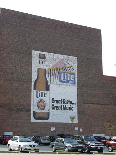 Miller Lite Beer - Worcester MA