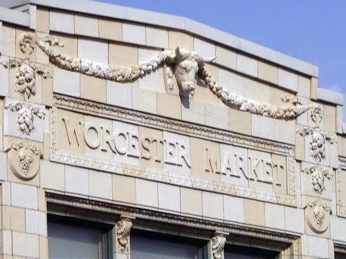 Worcester Market, Worcester MA