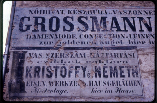 Grossmann close