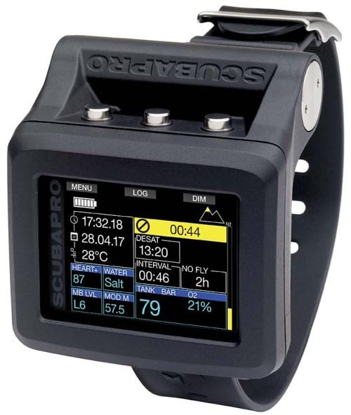 Ordinateur Scubapro Galileo 2 + emetteur
