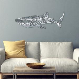"""Décoration murale """"Le Requin Baleine"""""""