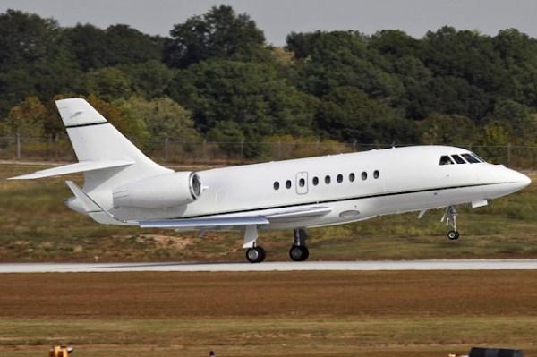 Falcon 2000 | Luxury Private Jet | Fado Luxury Service