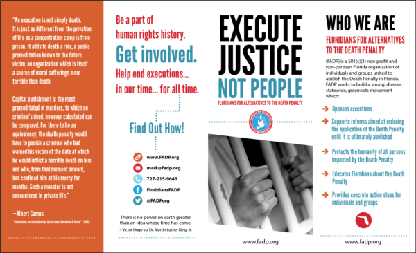 Florida Death Penalty Fact Sheet - Floridians for ...