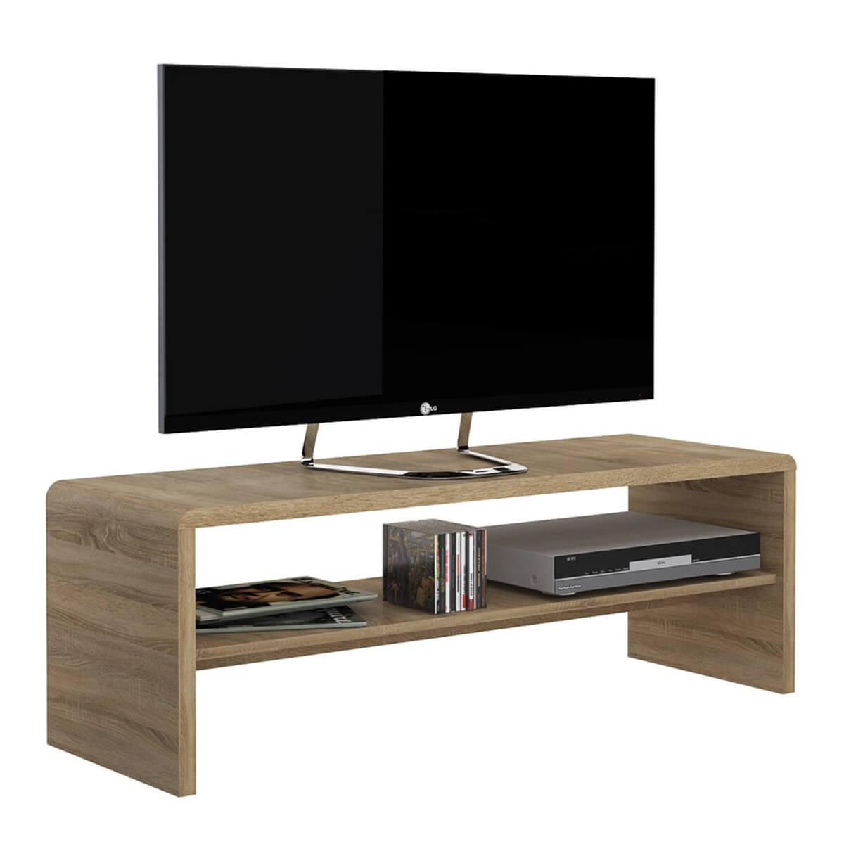 sonama tv stand 120cm oak