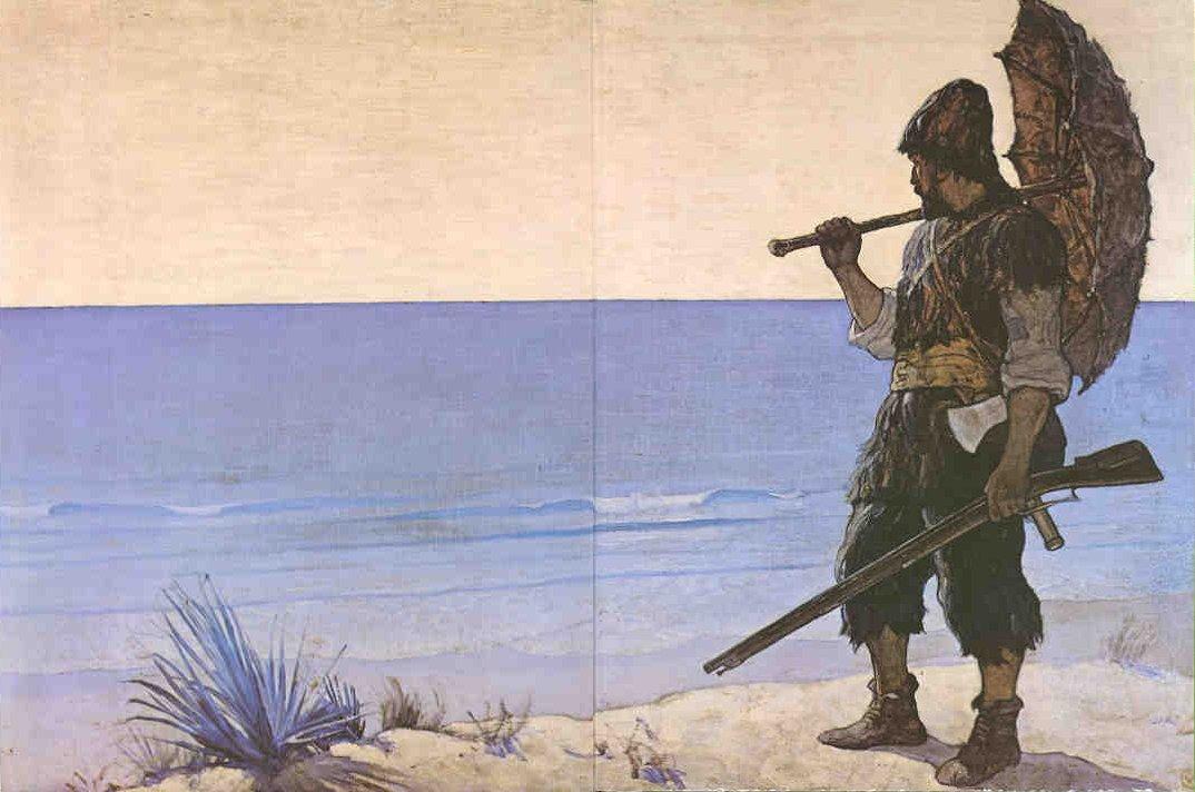 Alex Selkirk / Robinson Crusoe