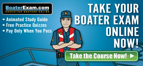 Take Your Boater Exam Online!