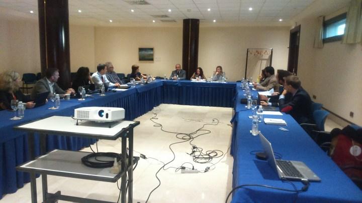 Reunión en Oviedo de la Iniciativa Vanguard