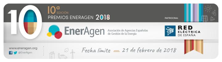 10ª Edición de los Premios EnerAgen