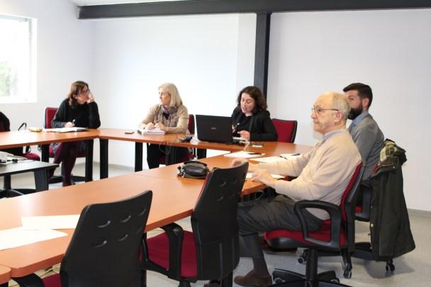 Reunión del Grupo Operativo del Proyecto CLIPPER financiado por el Programa Interreg Europe