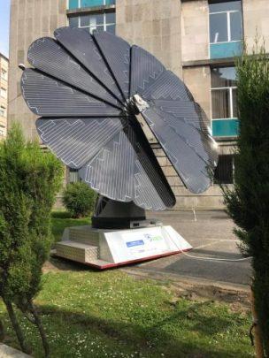 FAEN muestra las posibilidades renovables en movilidad