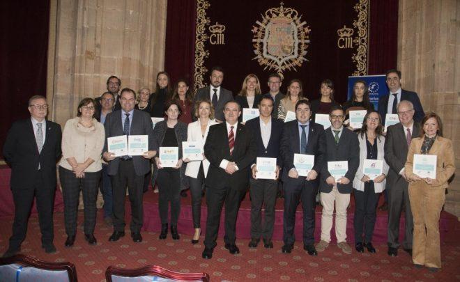 Presentación del Premio Asturias Región Emprendedora Europea 2019
