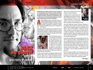 Artefact 6_Octobre 2011jpg