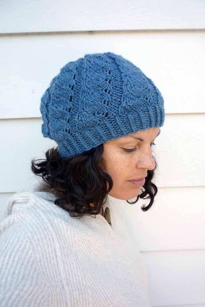 Shakti | free knitting pattern | Ravelry | hat | faerwear