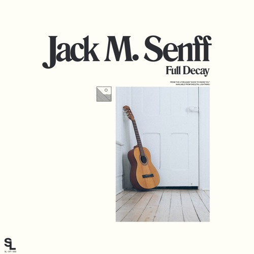 Jack M Senff - Full Decay (artwork faeton music)