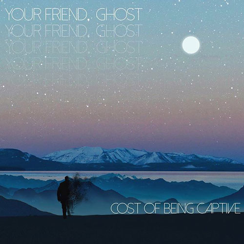 Your Friend, Ghost - Stray (artwork faeton music)