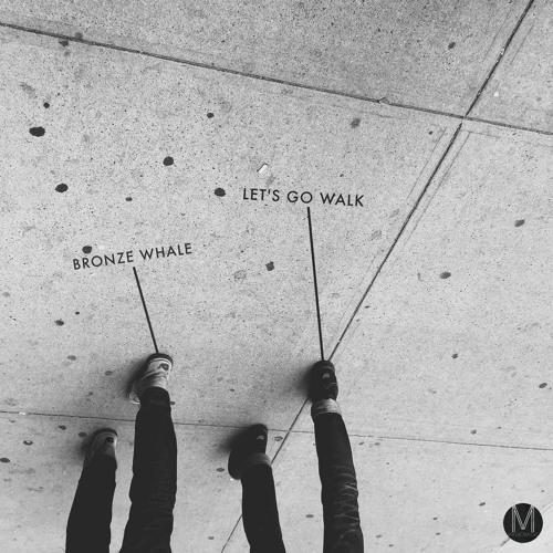 Bronze Whale - Let's Go Walk (artwork faeton music)